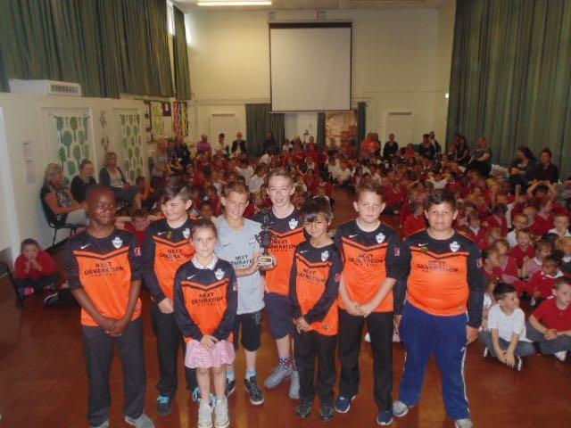 Parklands Football Team