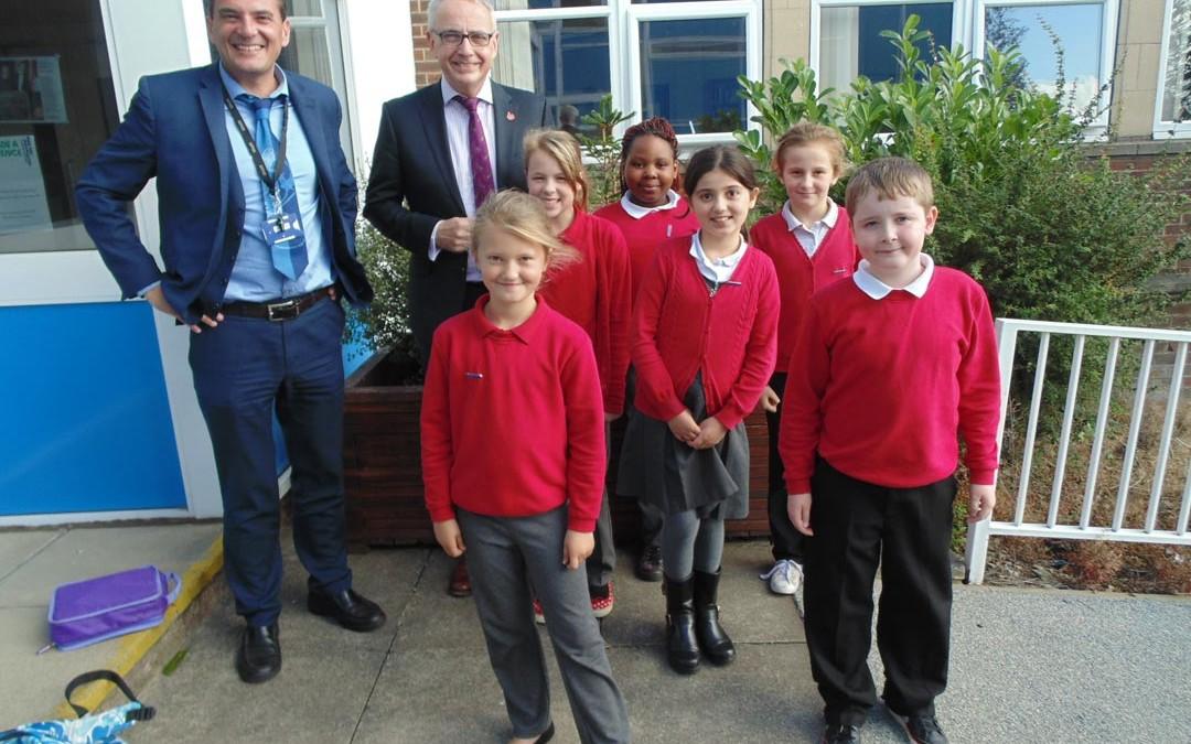Deputy Director of Leeds Children's Services