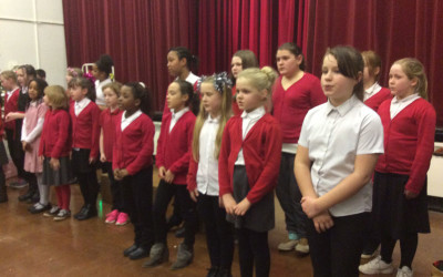 Beautiful solos, wondering films and lots of joy at Parklands Carol Concert