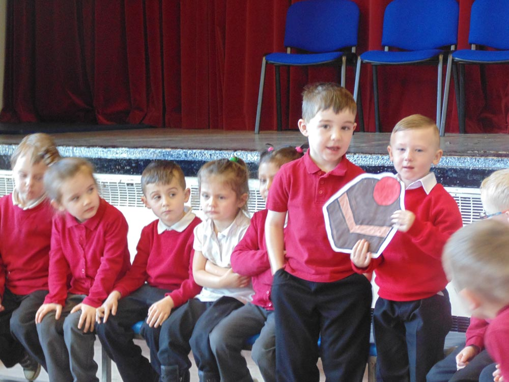 The Hungry Caterpillar was very hungry indeed! – Parklands