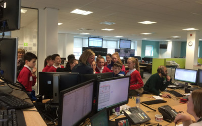 Year 6 at TD Stockbrokers