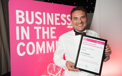BITC Community Champion of Champions 2017