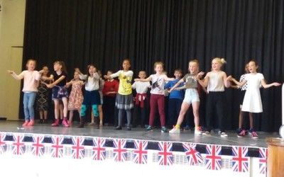 Look out ITV Parklands Got Talent that is out of this world!