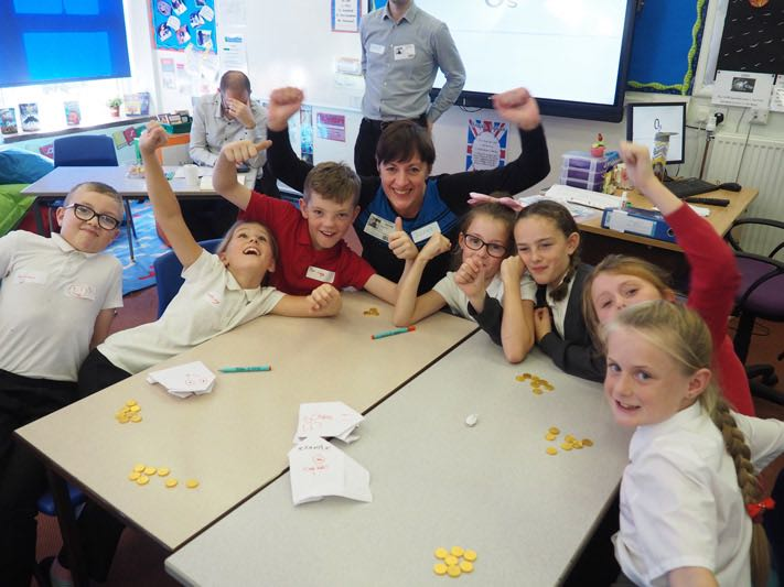 Year 5 and 6 could give the BBC Apprentice teams a run for their money!