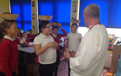 Y4 Ministry of Chocolate workshop