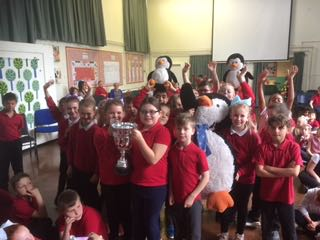 4C – this weeks Attendance Champions sponsored by TD Direct with 98%