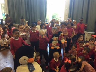 It's 1A this weeks Attendance Winners with a brilliant 98%