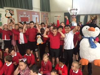 This weeks Attendance Champions 4C with 97% sponsored by TD Direct – brilliant