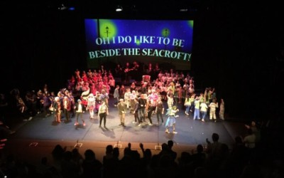 'Oh I Do Like To Be Beside The Seacroft!' – Performance at West Yorkshire Playhouse.