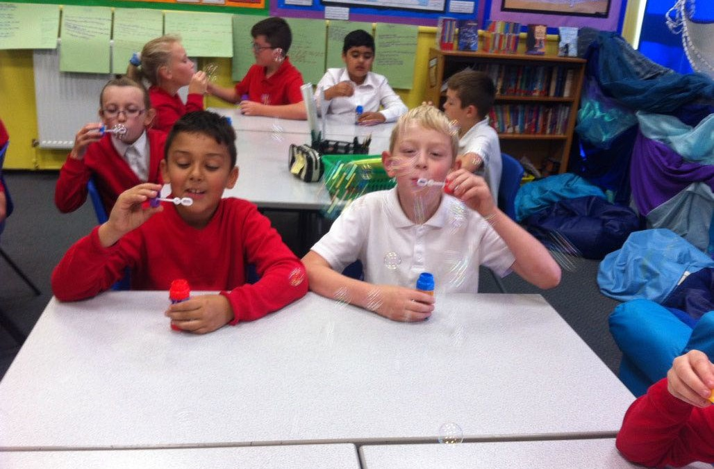 Blowing Bubbles – 5N
