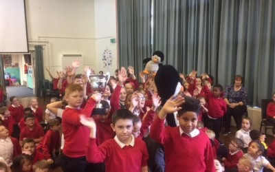 Wowzers – well done 4C and 2M for getting 100% #Attendance…. everyday matters.