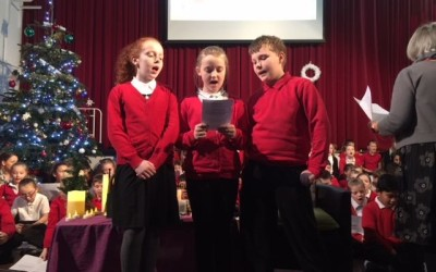 Y3/4 Beautiful Carol Service