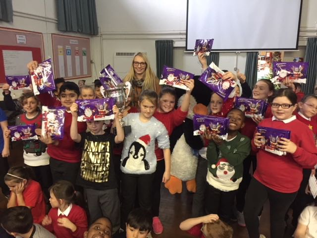 Y5 for an unbelievable 98% #Attendance