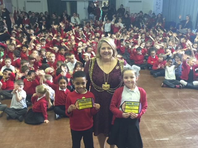 Writers of the Week presented by the Lord Mayor