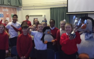 6D Attendance Champions with 99.2%