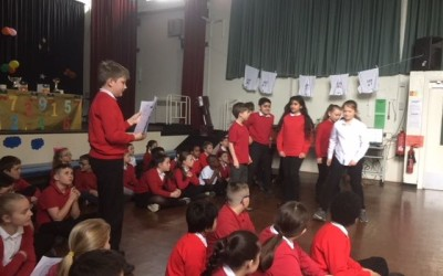 Y5's The Lion The Witch and The Wardrobe
