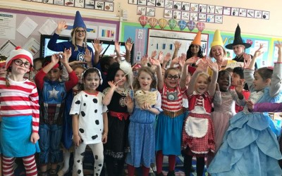 World Book Day in Year 1
