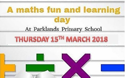 Parents witness the outstanding maths we do here at Parklands
