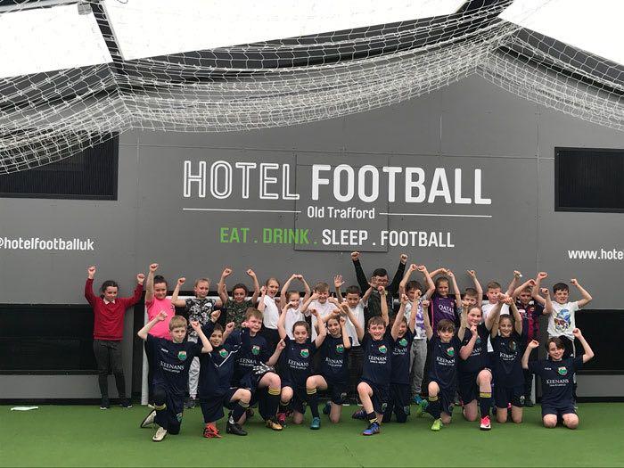 Hotel Football
