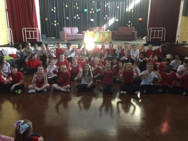 Y6 Residential Assembly