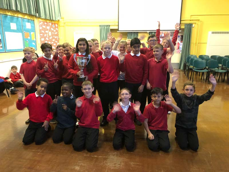 House point and attendance champions