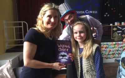 When Cressida Cowel met Parklands!