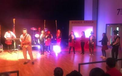 Y5 Leeds East Academy visit