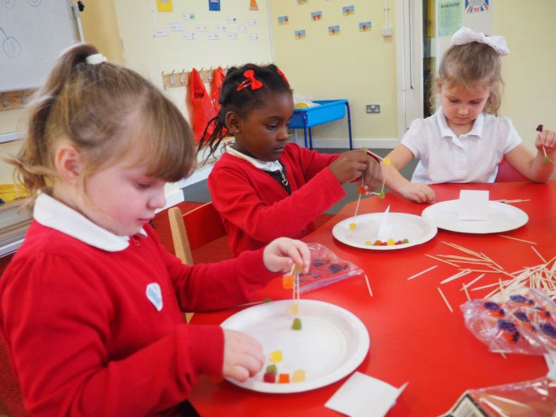 Exploring STEM through stories with Year 1