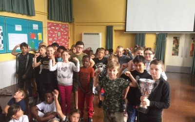100% Attendance Champs …. 5N