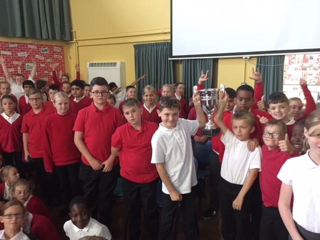 Well done to 6R and RP for a brilliant 100% Attendance- an awesome start