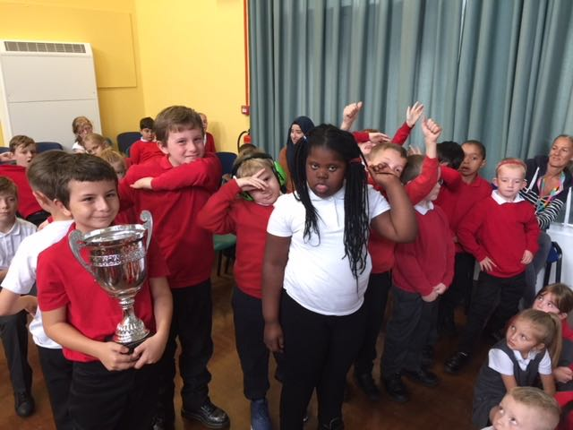 Well done RP 100% Attendance and 0 Lates
