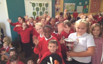 4BT with 99.6% Attendance are this weeks Champs