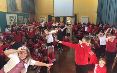 Sapphire are this weeks House Champions