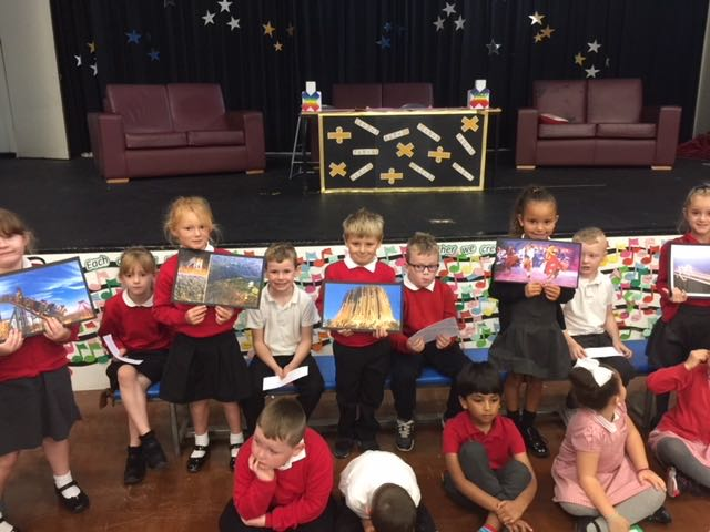Y2 assembly about India – Parklands Primary School