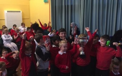 RP ARE the ATTENDANCE CHAMPS with 100%