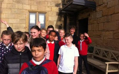 6D visits Seacroft Grange Care Village