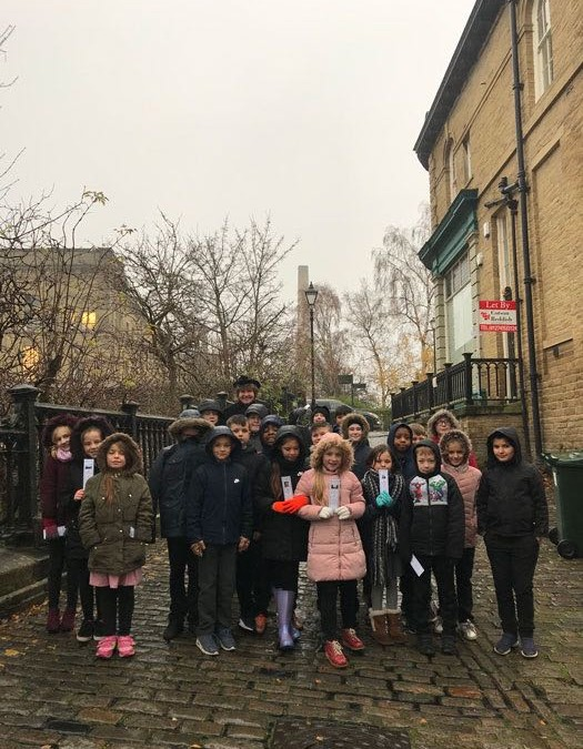 Year 5 Visit to Saltaire