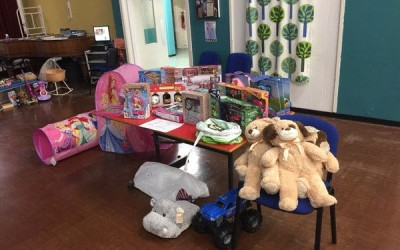 Christmas is coming – toy sale