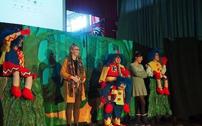 Fantastic Pantomime Performance