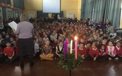 Magical Advent Assembly