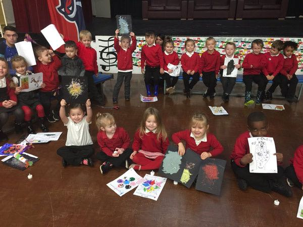 Reception's amazing assembly