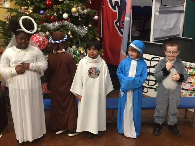 Happy 5th Birthday celebration of Jesus from our RP children