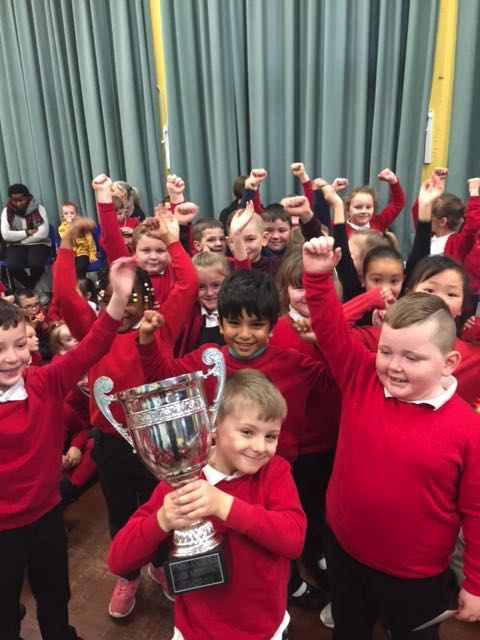 2MS 100% Attendance Champs