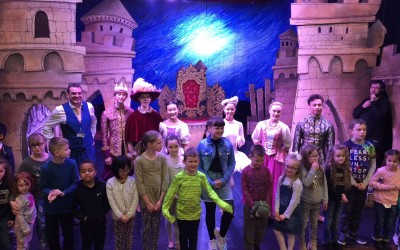 CBBC Ballet – Puss In Boots comes to Parklands
