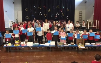Great Parklands Bake Off 2019