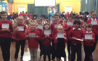Spellers of the Week