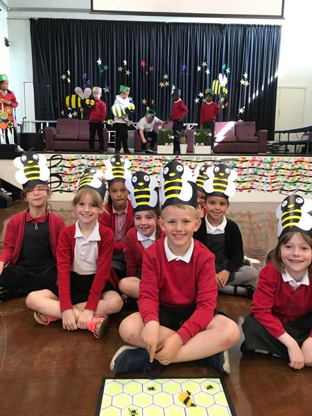 Y2 Bee Assembly