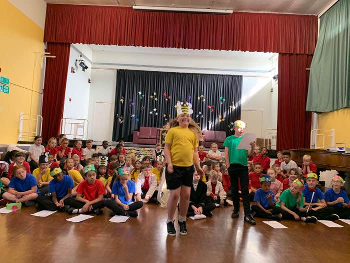 Y3 and Y4 Bee Assembly
