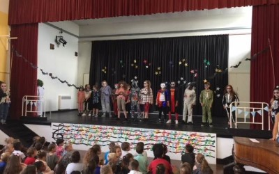Celebrating our beautiful children's talents