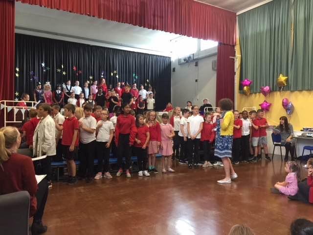Y5/6 Singing Show